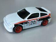 2020 Hot Wheels '88 Honda CR-X STH