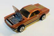 65 Mustang Hardtop.Topvue