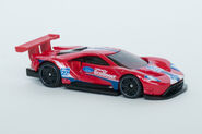 2016 Ford GT Race FJY36