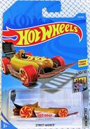 2019 Hot Wheels Street Wiener
