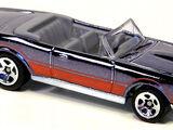 '67 Pontiac GTO Convertible