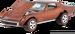 HWC Original 16 Custom Corvette