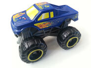 Monster Truck side