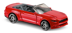 2015 Ford Mustang GT Convertible 2017 1