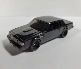 Buick Grand National GNX 1987 12a