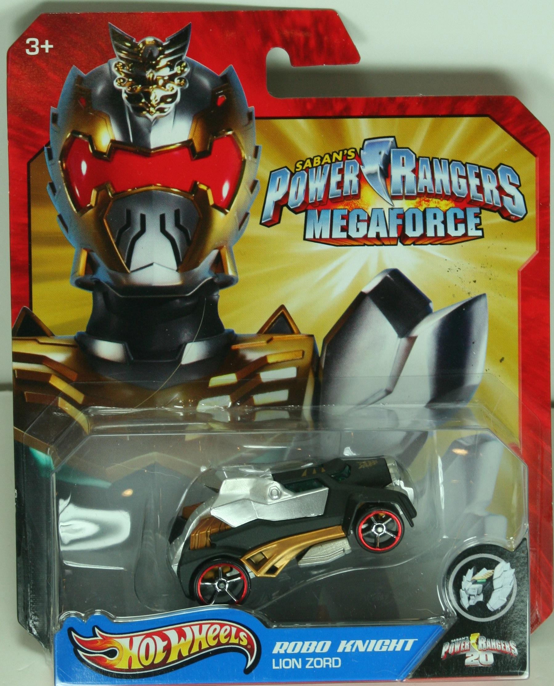 Image - 2013-PowerRangers-RoboKnight-Carded.jpg | Hot Wheels Wiki ...