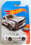 Datsun 620 - Trucks 7 - 17 Cx