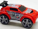 Mitsubishi Pajero Evolution ('Tooned)