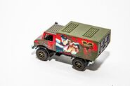 Pop Culture Street Fighter Mercedes Benz Unimog (4)