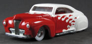 G17 Hot Wheels Tail Dragger 1999 Jiffy Lube Promotional 1941 Ford Coupe
