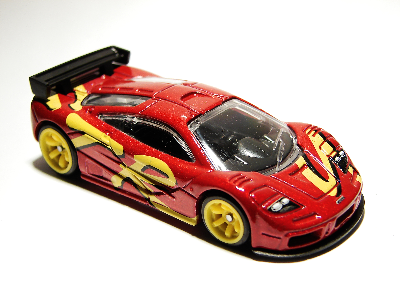 Image Mclaren F1 Gtr 03 Hot Wheels Wiki Fandom Powered By Hotwheels 720s
