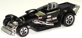 Super Comp Dragster Blk