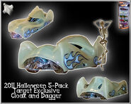 2011 Halloween 5-Pack Target Exclusive Cloak and Dagger