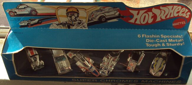 6-pack SuperChromes
