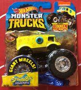 Hot Wheels SpongeBob Monster Truck