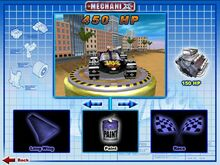 Speed Machine was Playable in Hot wheels mechanix PC 1999 Hot Wheels