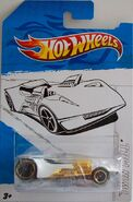 Twin Mill (2008) III - Hot Wheels X3006 2011