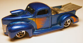 '40 Ford - 98FE