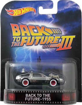 Back to the Future - 1955 package front