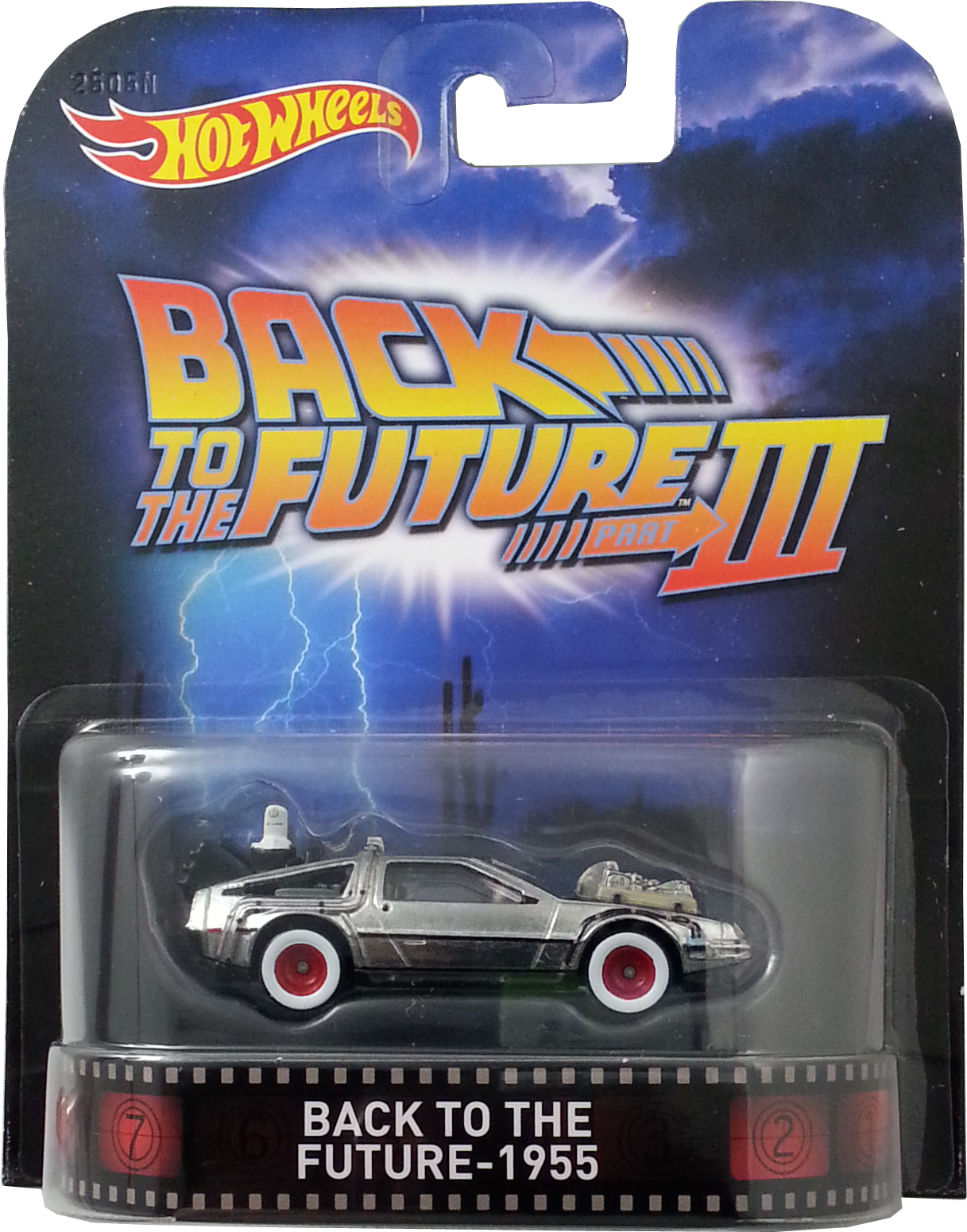 Back To The Future 1955 Hot Wheels Wiki Fandom