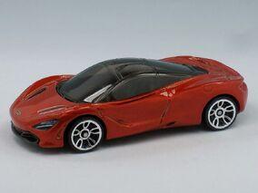 McLaren720SOrange