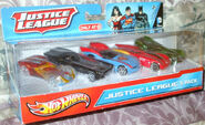 Justice League 5-Pack (2014)