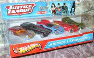 Justice League 5-Pack (2014)