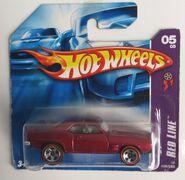 69 Pontiac Firebird TA (J3428) 02