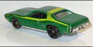 71' Plymouth GTX (3784) HW L1160823