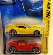 Ferrari599GTB Color Variations