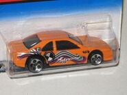 Orange T-STOCKER 5Dot