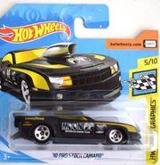 '10 Pro Stock Camaro - FKC12 Card