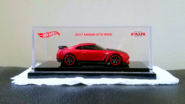 2019 New York Toy Fair Nissan GT-R R35