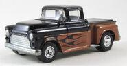 G14 Hot Wheels 56 Flashsider Ultra Hots 2007 1936 L0079 1956 Chevrolet Task Force pick-up truck (2)