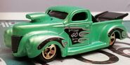 HW 40 FORD TRUCK Multipack exclusive LIGHTGREEN