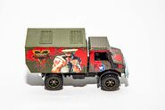 Pop Culture Street Fighter Mercedes Benz Unimog (1)