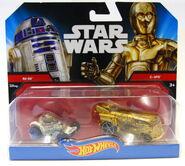 R2-D2 & C-3PO (DTB00)