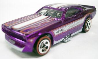 2006 Hot Wheels Classics Series 3 Bad Bagger Copper #7