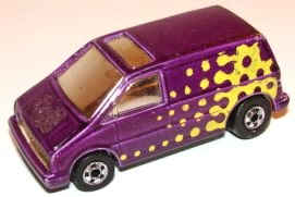 Ford Aerostar Purple