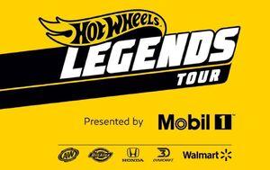 Hot Wheels Legends Tour 2020 Logo