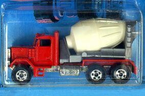 Peterbuilt Cement Mixer - 5641ef