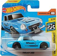 Fairlady 2000 - FJW43 Card
