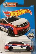 Honda Odyssey - DHP26 Card