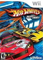 Hot Wheels Beat That (Wii Cover Art)