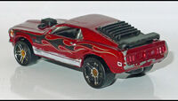 Mustang Mach 1 (3950) HW L1170502