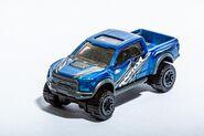 Raptor Blue Frontside