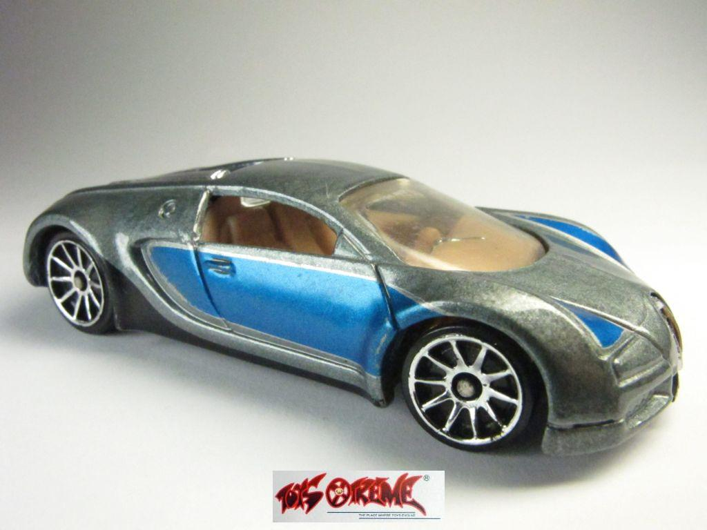 Versions. The Bugatti Veyron ...