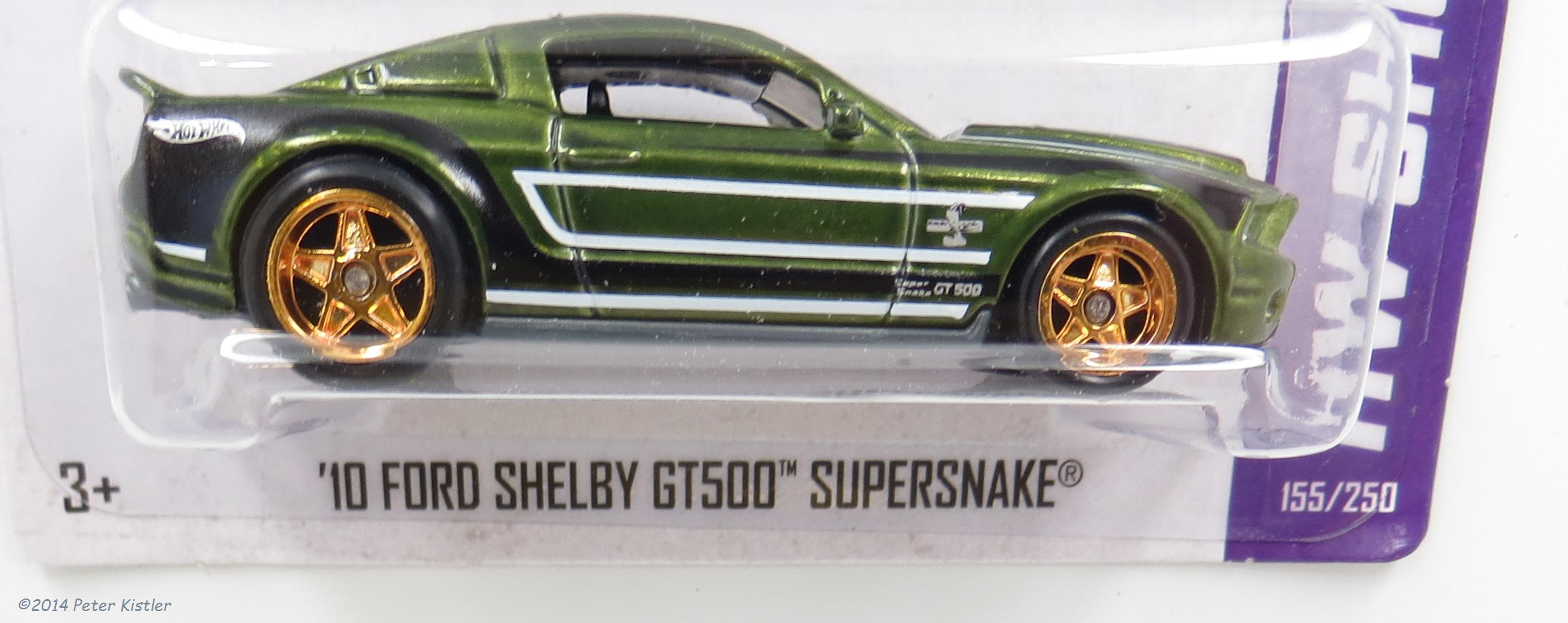 10 Ford Shelby GT500 Super Snake Hot Wheels Wiki