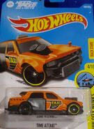 2017 HW City Works 04-10 168-365 Time Attaxi Need for Speed No Limits Orange