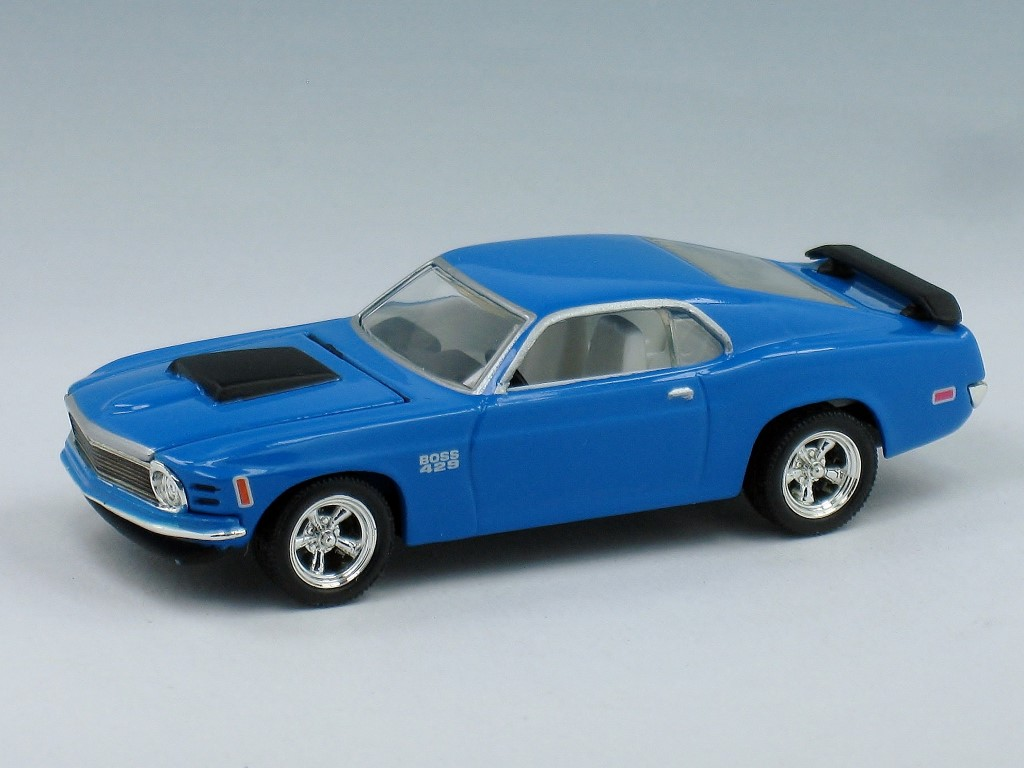 1970 ford mustang boss